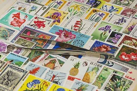 stamp collecting for beginners of any age warwick